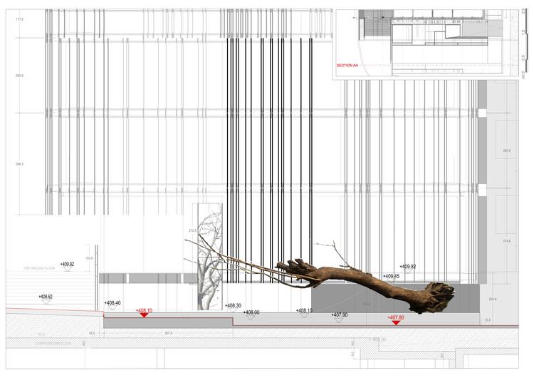 Cortesía de Giovanni Vaccarini Architetti