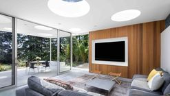Casa de huéspedes Mill Valley / Turnbull Griffin Haesloop Architects