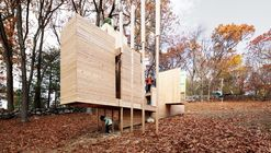 Five Fields Play Structure / Matter Design + FR|SCH