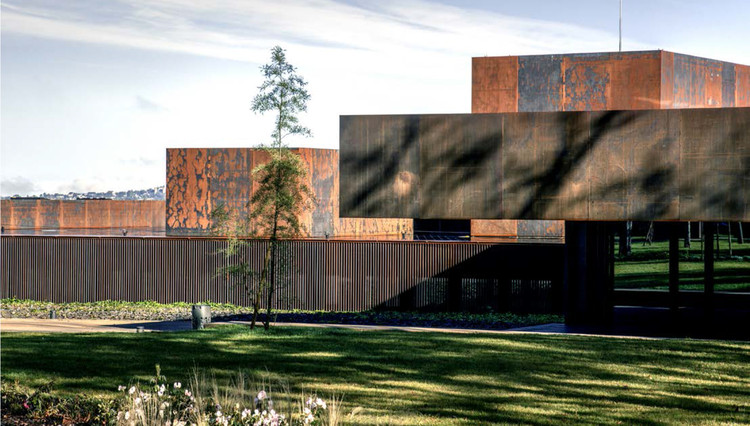 Who Are RCR Arquitectes? 9 Things to Know About the New Pritzker Prize Winners, Soulages Museum (2014). Image © Hisao Suzuki courtesy of the Pritzker Prize