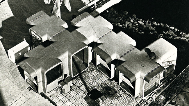 The Story of the 1960s Mass-Produced Modular Design That Actually Went into Production, Slovenian designer Saša J. Mächtig conceived the concept for the Kiosk K67 project half a century ago, but its ideas of indeterminacy and open-endedness remain relevant. Image Courtesy of Museum of Architecture & Design, Ljubljana