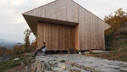 Residência Ustaoset / Jon Danielsen Aarhus MNAL