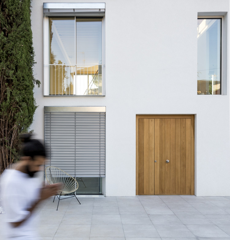 Casa mirasierra juarranz de andres plataforma arquitectura - Casas en mirasierra madrid ...