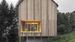 Haus am Stürcherwald / Bernardo Bader Architekten