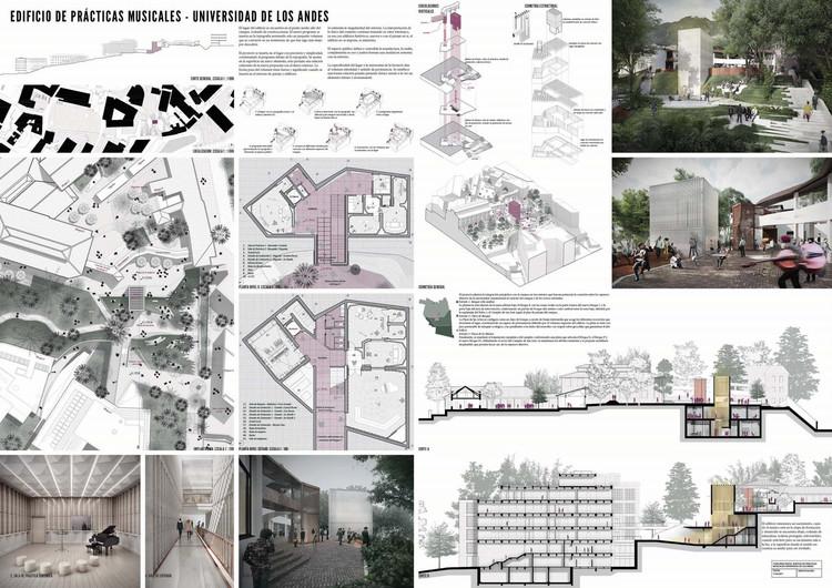 Finalista: MOBO Architects. Image Cortesía de Universidad de Los Andes