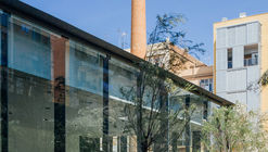 RCR Arquitectes' Sant Antoni - Joan Oliver Library, Photographed by Pedro Kok