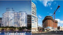 Herzog & de Meuron's West Village Condo Building Takes Shape In New York