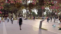 Conoce el primer lugar en la remodelación de Plaza 19 de Abril de la Ciudad de Treinta y Tres
