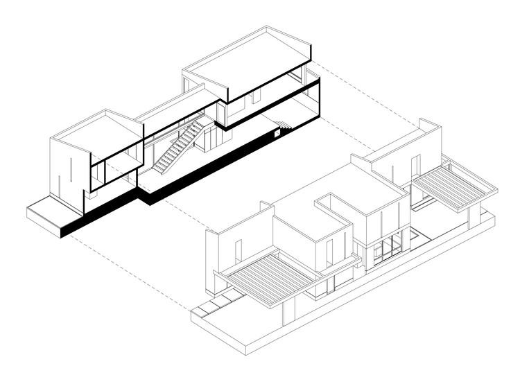 Isometrica seccionada