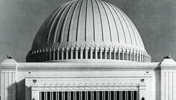 "The Unbuilt Nazi Pantheon: Unpacking Albert Speer's ""Volkshalle"""