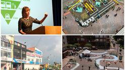 Ex comisionada de transporte de Nueva York lidera revolución urbana en Bogotá