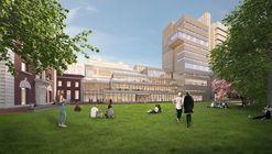 Barnard College Releases SOM Design for New Milstein Center