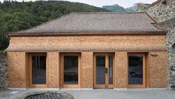 Werdenberg Castle Renovation and Extension / BBK Architekten