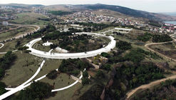 Openact Architecture Envisages Ecologically-Driven Research Park As Bandirma's Future Hub