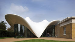 Hadid and O'Donnell + Tuomey Among City of Westminster's Shortlist for People's Choice Awards
