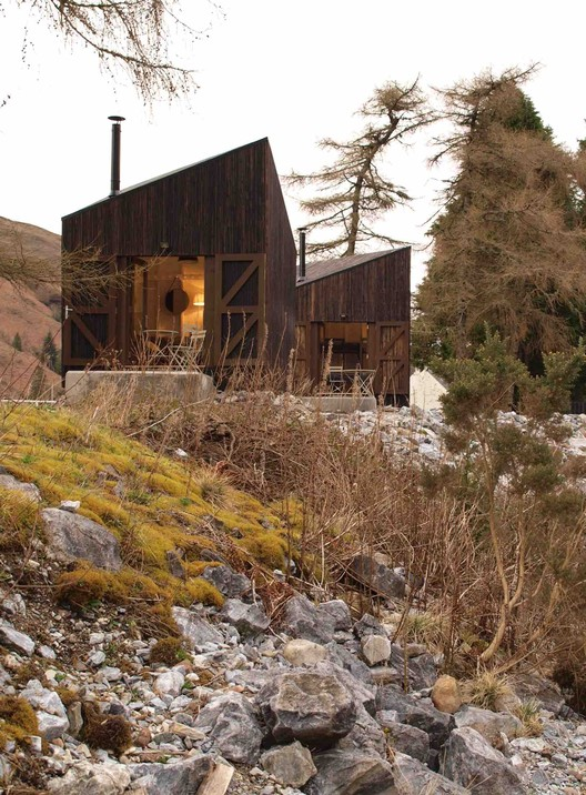 Laggan Locks  / SD+GM + Oliver Chapman Architects