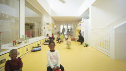 Nursery in Toulouse / OECO Architectes + V2S Architectes