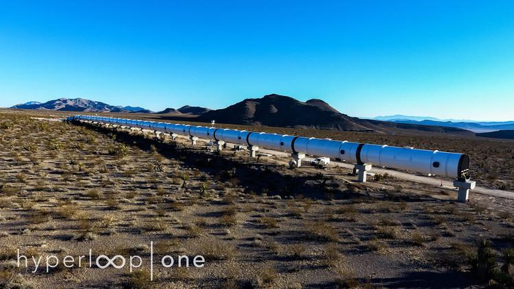 © Hyperloop One