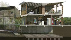 'Eco-Aldea Puerto Roma': propuesta de nueva centralidad sostenible para los islotes de Guayaquil