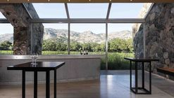 Centro de Visitas para Bodegas Stag's Leap  / BC Estudio Architects