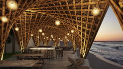 Vo Trong Nghia Architects Designs Bamboo Beachfront Resort in Vietnamese Cove