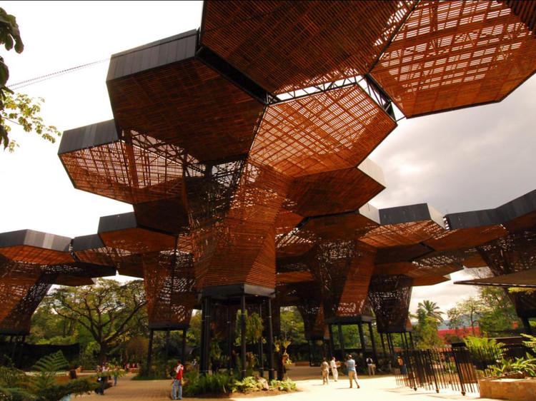 Orquideorama / Plan B Arquitectos + JPRCR Arquitectos (Medellín, Colombia). Image Cortesía de Landscape as Urbanism in the Americas