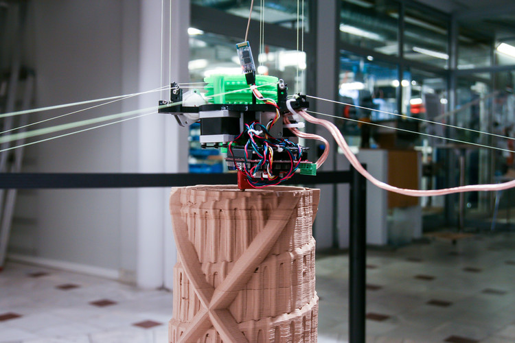 Umea University Develops Low-Cost, Flexible 3D Printer, © Linnéa Therese Dimitriou