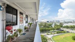"""Corridors of Diversity"": Showcasing the Secret of Singapore's Public Housing Success"