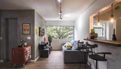 Apartamento Vila Madalena / LCAC Arquitetura