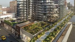 15 Gallery Spaces to Open in Base of Zaha Hadid's High Line Residential Building