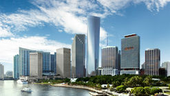 KPF's One Bayfront Plaza to Share Title of Miami's Tallest Tower