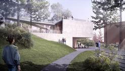 Conoce el primer lugar del nuevo edificio de prácticas musicales de la Universidad de Los Andes, Colombia