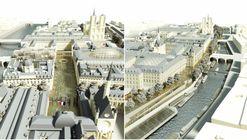 Conoce el plan de renovación de Dominique Perrault para la Île de la Cité en París