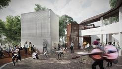 MOBO Architects, finalista del nuevo edificio de prácticas musicales de Universidad de Los Andes