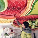 Freddy Mamani dicta curso gratuito de pintura en Bolivia Freddy Mamani. Image Cortesía de Freddy Mamani [Facebook]