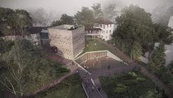 Arquitectura en Estudio, finalista del nuevo edificio de prácticas musicales de Universidad de Los Andes