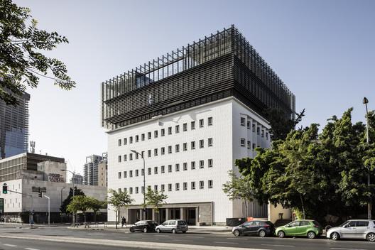 Casa de Agricultores / Bar Orian Architects