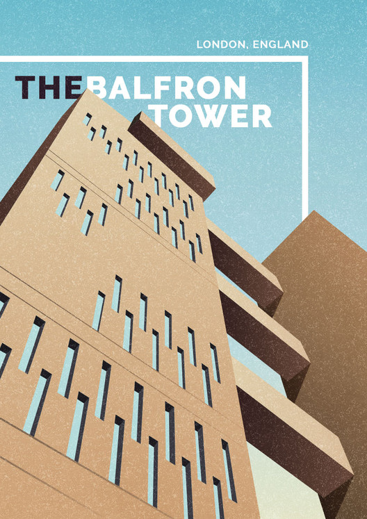 The Balfron Tower, London. Image Courtesy of GoCompare