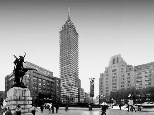 Cortesia de Museo de Torre Latinoamericana