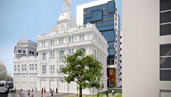 4º Lugar no Concurso Porto Digital para requalificação da antiga sede do Diário de Pernambuco, em Recife