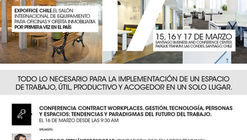 Seminario Contract Workplaces en EXPOFFICE 2017: Gestión, Tecnología, Personas y Espacios