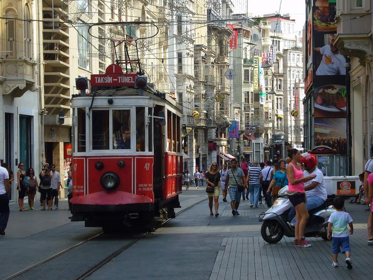 Istambul, Turquia. Image © Jofre Ferrer/Flickr. Cortesia de The CityFix Brasil