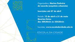 Escola da Cidade promove curso livre sobre diagrama na prática arquitetônica (2ª turma)
