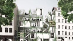 WE architecture + Erik Juul's Urban Garden and Housing to Provide Turning Point for Copenhagen's Homeless