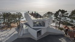 Gijang Waveon / Heesoo Kwak and IDMM Architects