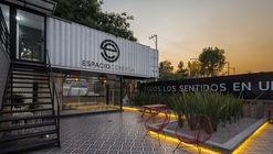 Show Room Espacio Condesa / Gabriel Esper + SG-Arquitectos