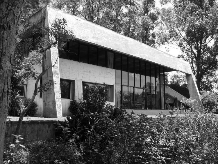 Clássicos da Arquitetura: Casa e escritório do arquiteto / Hans Broos, © Orlando Maretti