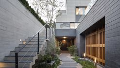 Trio House / AXIS Architects