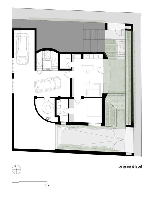 Basement Level Plan