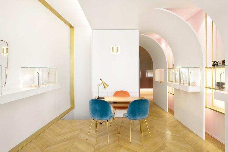 Nuun Jewels Store  / Brunoir & Java Architecture, © Nuun Jewels, Alexandra Mocanu